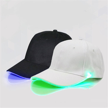 Promotional LED Flashing Baseball Cap