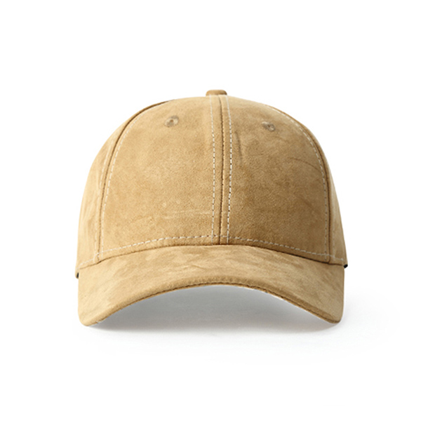 Suede Baseball Cap Made in China