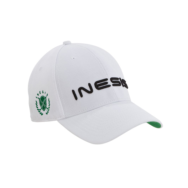OEM Fitted Mesh Sports Hat in White