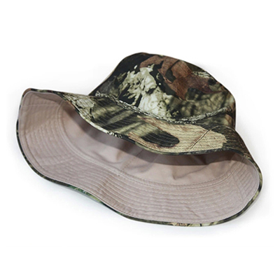 Reversible Real Tree Camo Bucket Hat