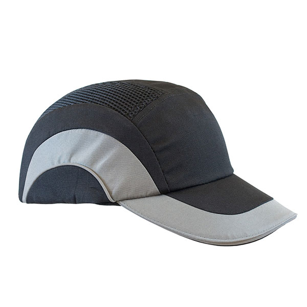 Two Tone Contrast Head Protection Cap